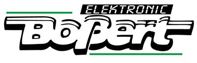 Boßert Elektronic Retina Logo